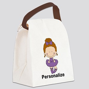 My Girl Personalized Canvas Lunch Bag