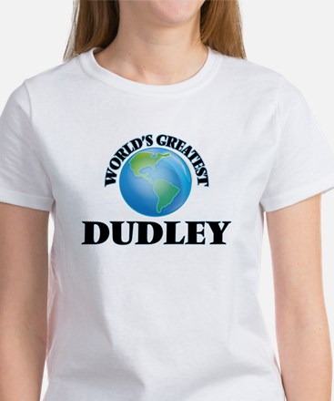 World's Greatest Dudley T-Shirt