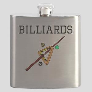 Billiards Equipment Flask
