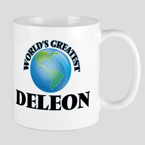 World's Greatest Deleon Mugs