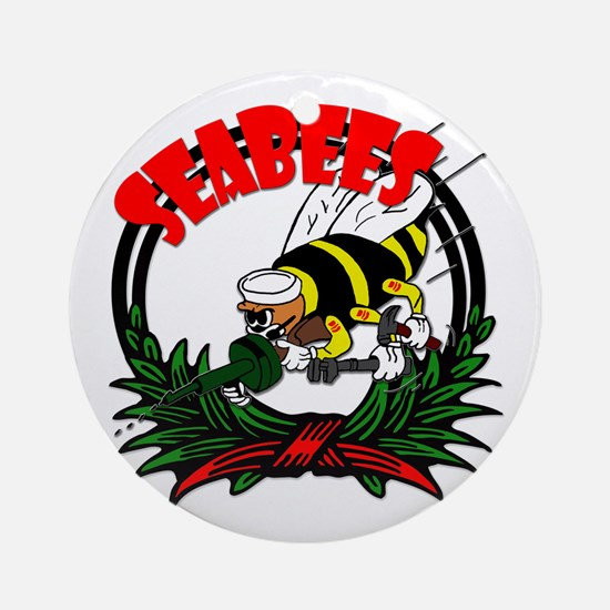 SeaBees Ornament (Round)