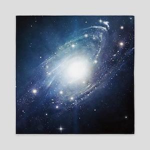 Galaxy Cluster Queen Duvet