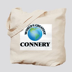World's Greatest Connery Tote Bag