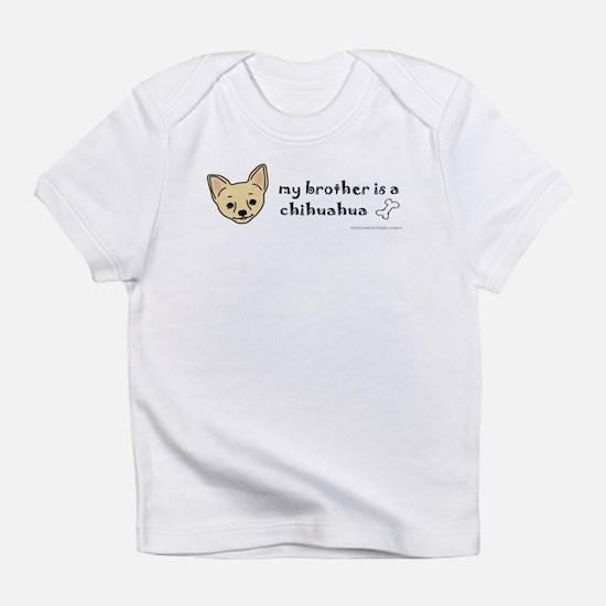 Unique Chihuahua mom Infant T-Shirt
