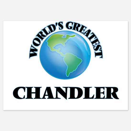 World's Greatest Chandler Invitations