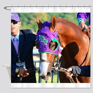 CALIFORNIA CHROME Shower Curtain