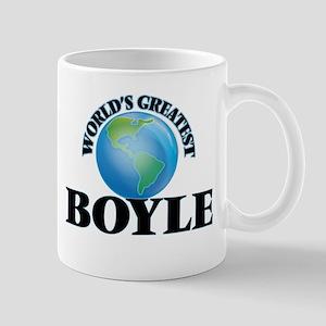 World's Greatest Boyle Mugs