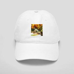 Autumn Stream Baseball Cap