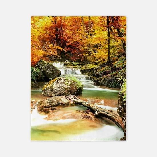 Autumn Stream Twin Duvet