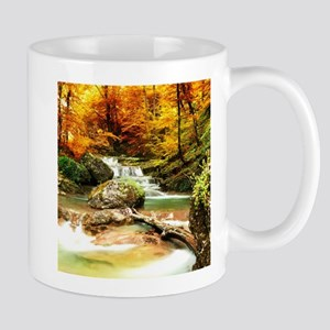Autumn Stream Mugs