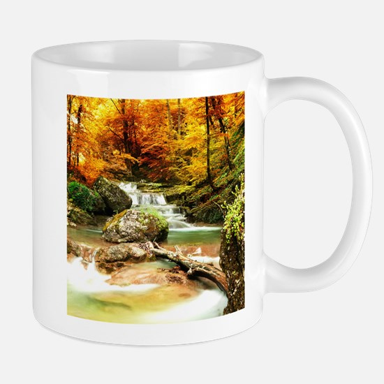 Autumn Stream Mugs