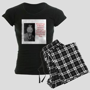 27 Women's Dark Pajamas