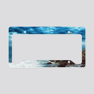 Lighthouse License Plate Holder