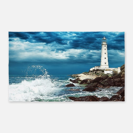 Lighthouse 3'x5' Area Rug