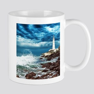 Lighthouse Mugs