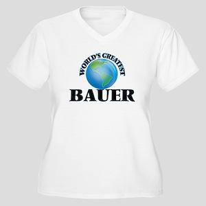 World's Greatest Bauer Plus Size T-Shirt