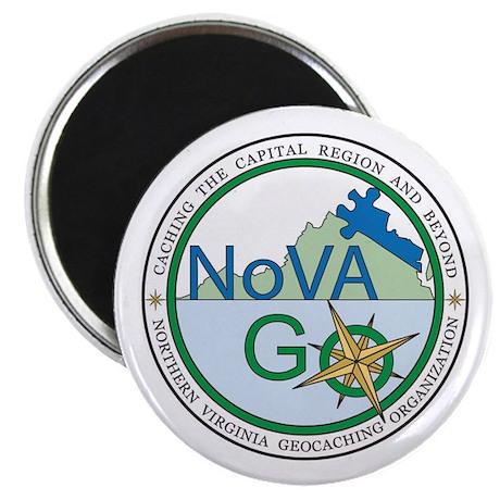 """NoVAGO 2.25"""" Magnet (10 pack)"""