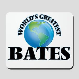 World's Greatest Bates Mousepad