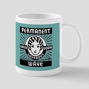 Permanent Wave Mug (Aqua)