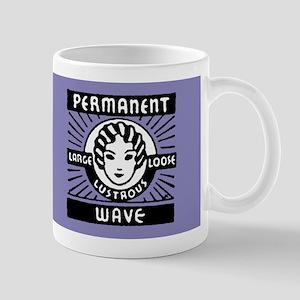 Permanent Wave Mug (Blue)