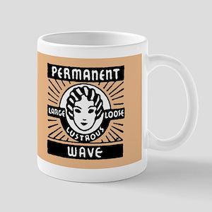 Permanent Wave Mug (Dirty Peach)