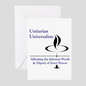 Affirming Greeting Cards (Pk of 10)