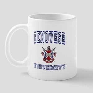 GENOVESE University Mug