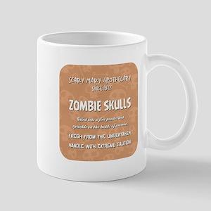 ZOMBIE SKULLS Mug