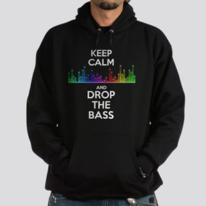 Drop the Bass Hoodie (dark)
