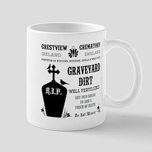 GRAVEYARD DIRT Mug