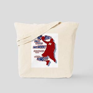 Nightwithking Tote Bag