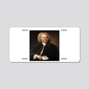 BACH Aluminum License Plate