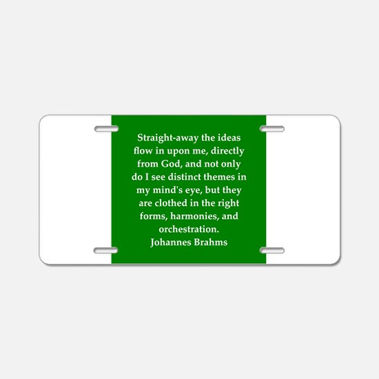 6.png Aluminum License Plate