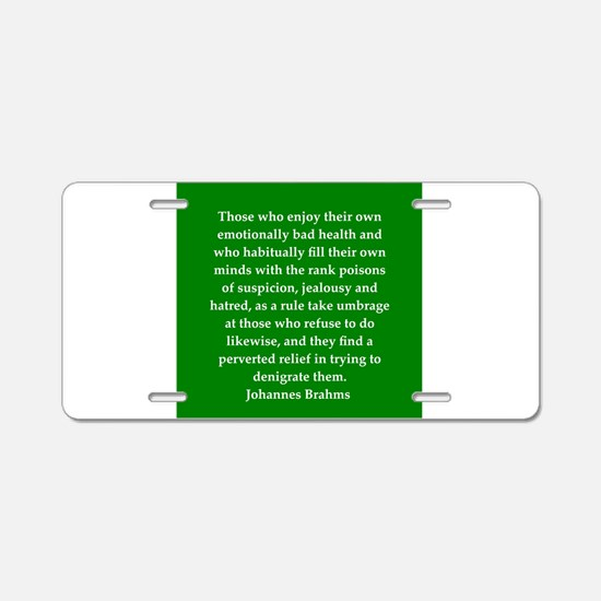 7.png Aluminum License Plate