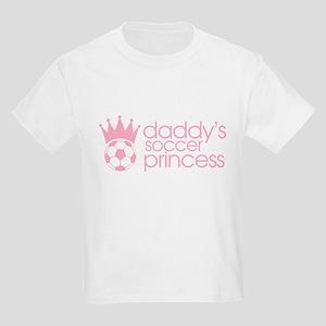 daddy's soccer princess T-Shirt