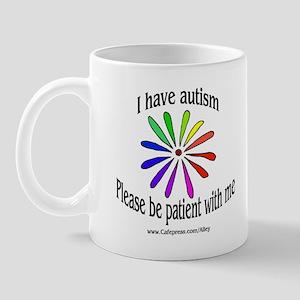 Autism Patience Mug