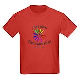 Autistic child Kids T-shirts (Dark)
