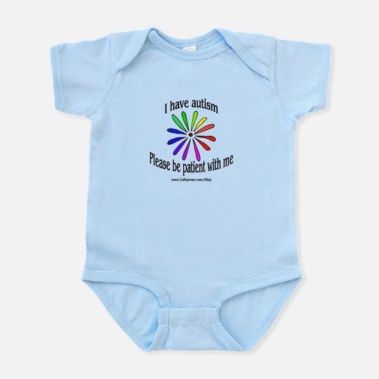 Autism Patience Infant Bodysuit