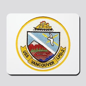 USS VANCOUVER Mousepad