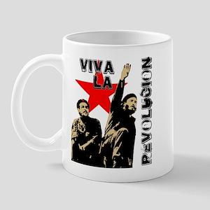 Che/Fidel2 Mug