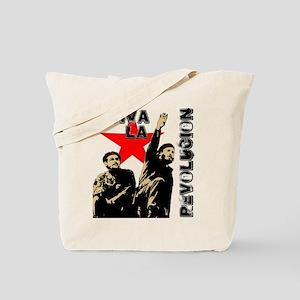 Che/Fidel2 Tote Bag