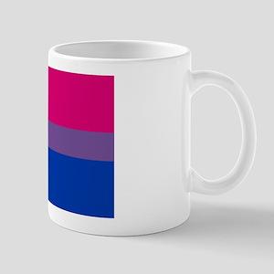 Bisexual Pride Flag Mug