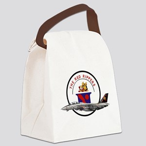 vf11logoapparel Canvas Lunch Bag