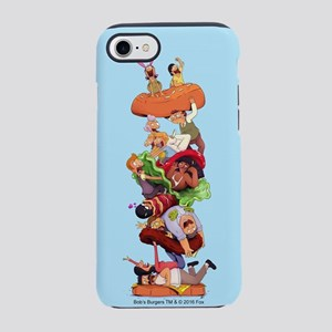 Bob's Burgers Stack Iphone 7 Tough Case