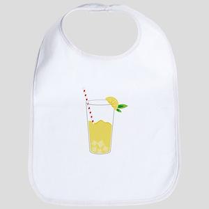 Lemonade Glass Bib