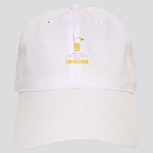 Make Lemonade Baseball Cap
