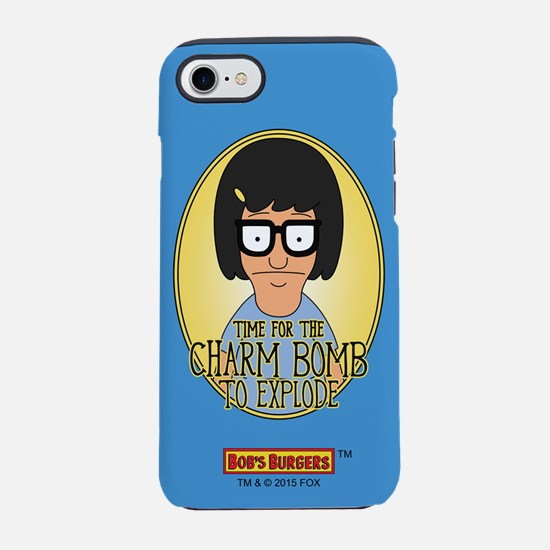 Bob's Burgers Charm Bomb Iphone 7 Tough Case