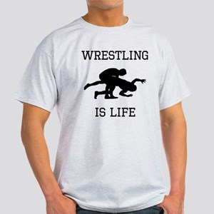 Wrestling Is Life T-Shirt
