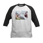 Creation / Chihuahua Kids Baseball Jersey