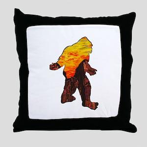 TRAIL BLAZER Throw Pillow